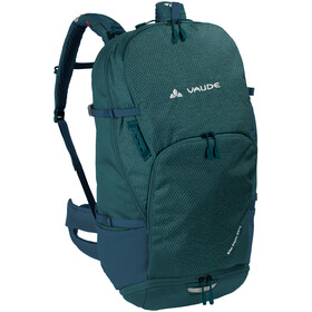 VAUDE Bike Alpin 25+5 Backpack petroleum uni